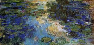 Claude Monet - Der Water-Lily See 1