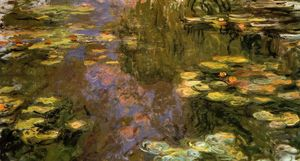 Claude Monet - Der Water-Lily See 8