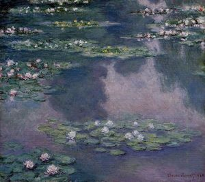 Claude Monet - Water-Lilies 20