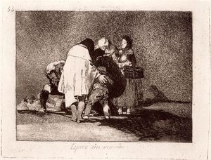 Francisco De Goya - ESPIRO sin remedio