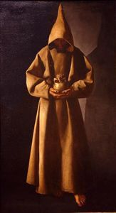 Francisco Zurbaran - san francisco 1