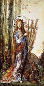 Gustave Moreau - satyrn