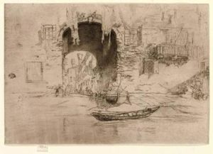 James Abbott Mcneill Whistler - San Biagio