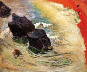 Paul Gauguin - der welle