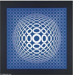 Victor Vasarely - Reponses á Vasarely