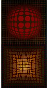 Victor Vasarely - VP 112