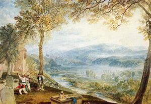 William Turner - Kirby Londsale Kirchhof