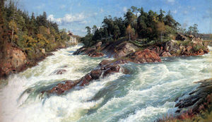 Peder Mork Monsted - Die Raging Rapids