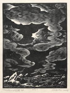 Charles Ephraim Burchfield - The Heavens