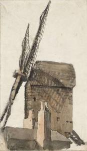 David Cox - windmühle