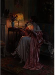 Delphin Enjolras - La Belle Rose