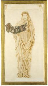 Edward Coley Burne-Jones - Philomela