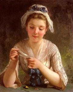 Emile Munier - der brief