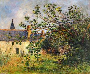 Ferdinand Du Puigaudeau - Fig Tree at Kervaudu