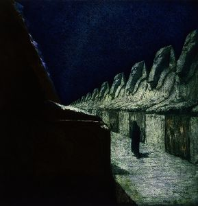 Frantisek Kupka - The Way of Silence II