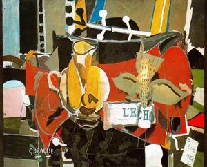Georges Braque - Die Eco