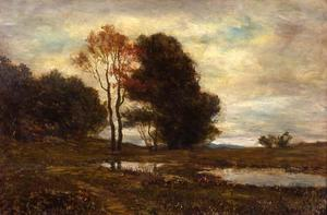 Homer Dodge Martin - Landschaft in der nähe Mahopac , new york