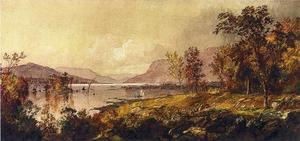 Jasper Francis Cropsey - Greenwood See , new jersey , im september