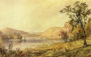 Jasper Francis Cropsey - Greenwood See , new jersey