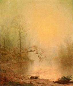 Jervis Mcentee - Misty Morning