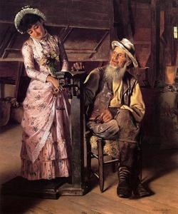 John George Brown - A New Gewicht
