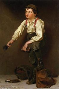 John George Brown - Schuhputzmaschine Boy 1