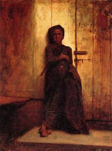 Jonathan Eastman Johnson - Der Junge Sweep