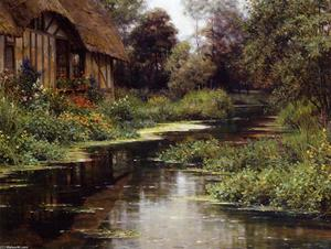 Louis Aston Knight - Sommer-Nachmittag, Normandie