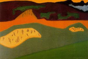 Milton Avery - Bow River