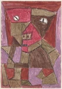 Paul Klee - Nomad Mutter
