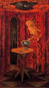Remedios Varo - Born erneut 1