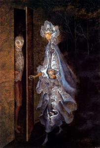 Remedios Varo - Das Meeting