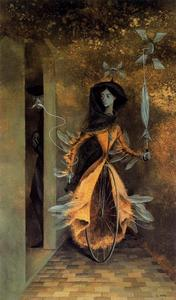 Remedios Varo - Serpentine