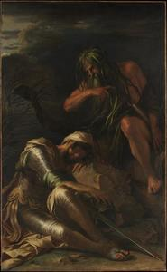 Salvator Rosa - der traum of Äneas 3