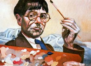 Stanley Spencer - Self-Portrait 2