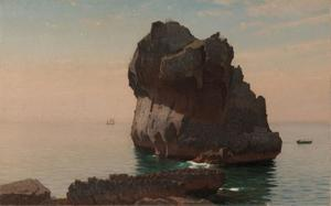 William Stanley Haseltine - Capri