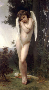 William Adolphe Bouguereau - Cupidon ( auch bekannt as Amor )