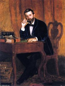 Thomas Eakins - Dr. Horatio Holz