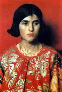 Thomas Cooper Gotch - The Exile