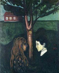 Edvard Munch - auge in auge