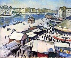 Albert Marquet - Messe in Le Havre