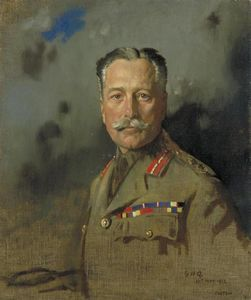 William Newenham Montague Orpen - Feldmarschall Sir Douglas Haig