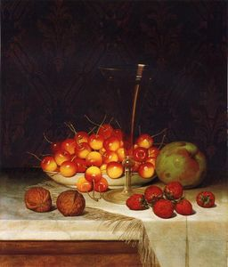 William Mason Brown - frucht und wein