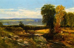 William Hart - hudson river landschaft