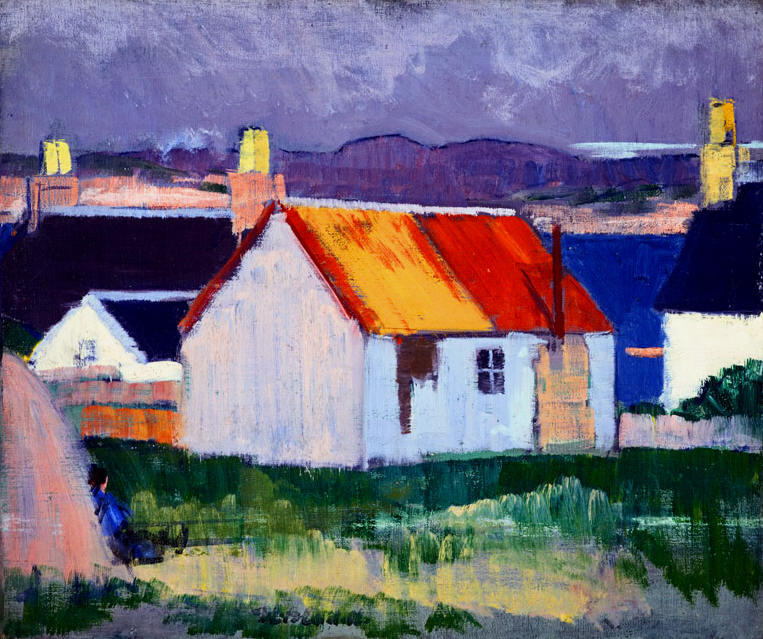 Iona, 1920 von Francis Campbell Boileau Cadell (1883-1937)