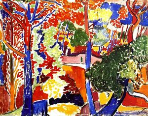 André Derain - L Estaque