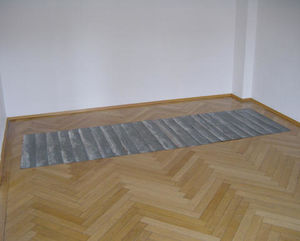 Carl Andre - Knüppeldamm
