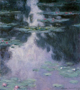 Claude Monet - Water Lilies (Nympheas)