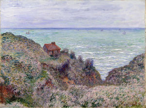 Claude Monet - Zollamt