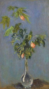 Claude Monet - blumen in a vase